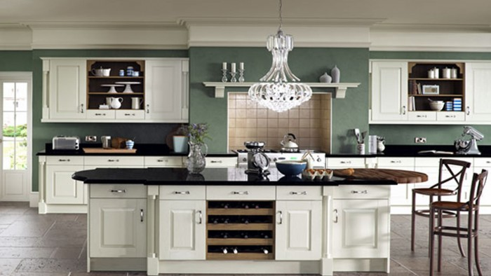 Kitchen Designs - Winsdor Classic Ivory supplied by Superior Cabinets
