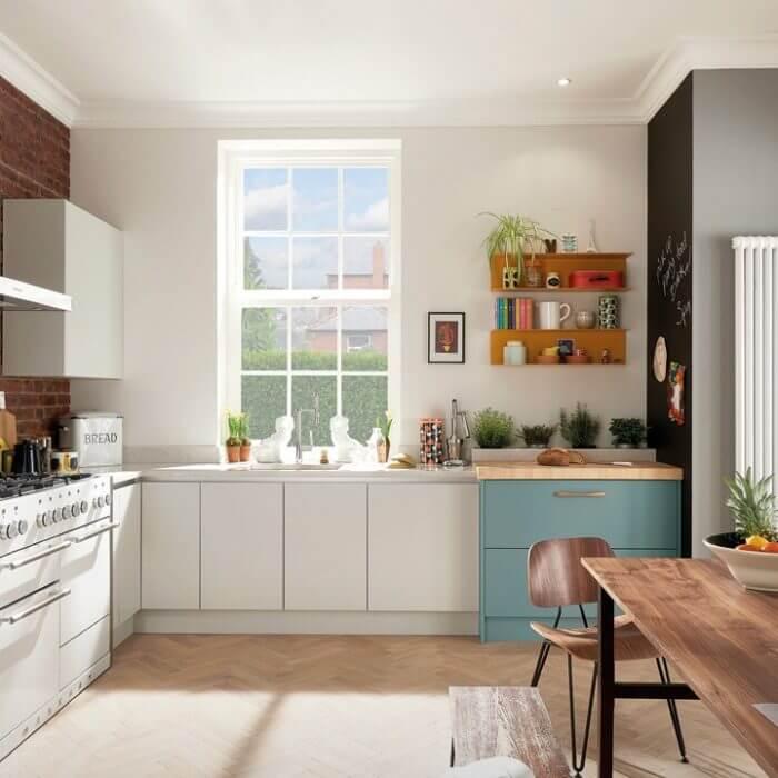 Handleless Kitchen Designs - Style 2 view 2
