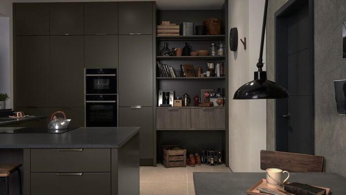 Handleless Kitchen Designs - Style 3 view 3